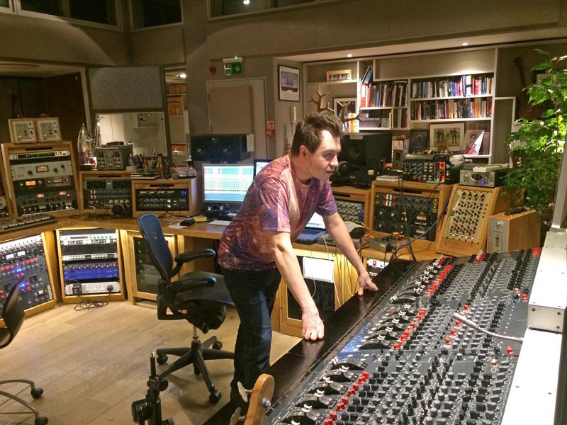 Nik Georgiev Mixing