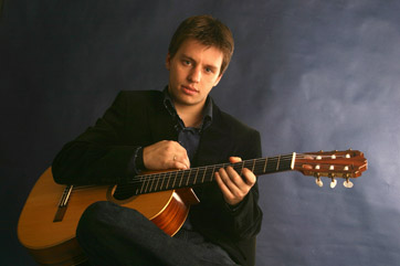 Stanislav Hvartchilkov •Classical Guitar